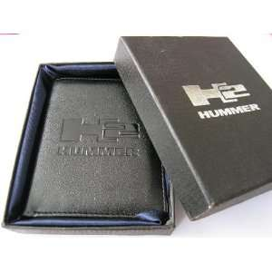 HUMMER Bifold Wallet BRAND NEW High quality artificial leather GIFT