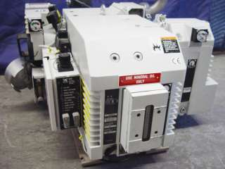 Leybold TRIVAC D65BCS Two Stage Rotary Vane Vacuum Pump