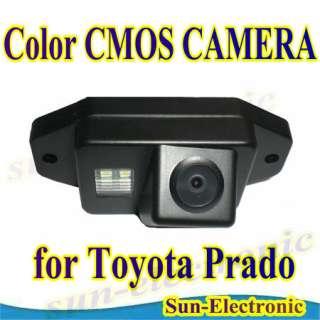 Car Rear View Reverse Backup Camera for TOYOTA PRADO