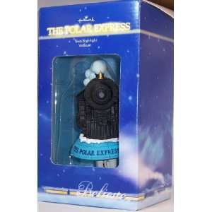 Hallmark The Polar Express Train Nightlight Keepsake