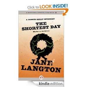 Revels (A Homer Kelly Mystery) Jane Langton  Kindle Store