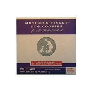 Old Mother Hubbard Mothers Finest Smoked Bacon, Chicken