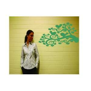Removable Wall Decals  Bird Tree