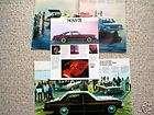 1975 Chevrolet Chevy NOVA Sales Brochure/Pamphlet/Flyer