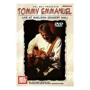 Live at Sheldon Concert Hall (DVD) Musical Instruments