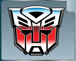 AUTOBOTS Logo vinyl decal Transformers car stickers