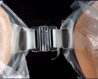 Thicker Invisible Self Adhesive Strapless Silicone Breast Form Bra
