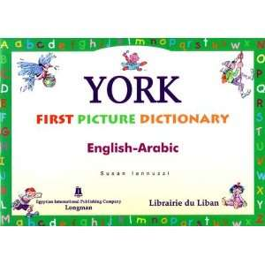 Picture Dictionary English Arabic Lebanon Library Authors Books