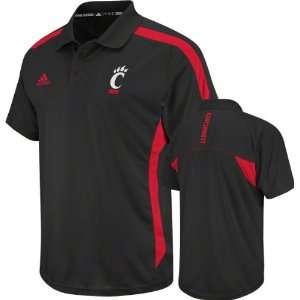Cincinnati Bearcats Black adidas 2012 Football Sideline