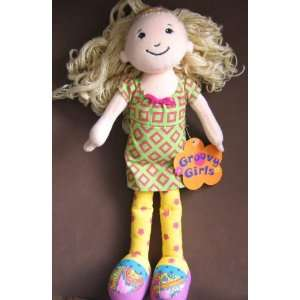 Groovy Girls LETICIA Doll (2005) Toys & Games