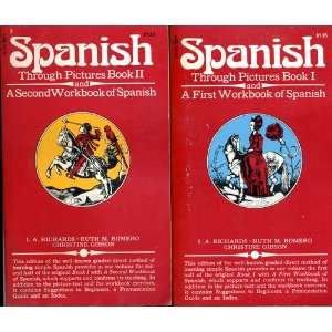 Spanish Through Pictures Book I I.A. And Romero, Ruth and
