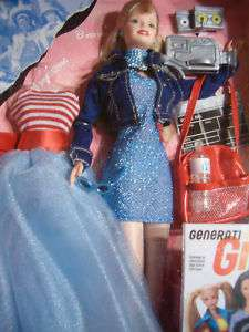 Barbie ~ Generation Girl Barbie Doll ~ NRFB ~ 1998 ~