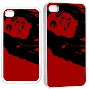 bob marley iPhone Hard Case 4s White Cell Phones