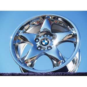 X5Style 58 Set of 4 genuine factory 18inch chrome wheels Automotive