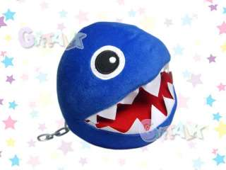 Wii Nintendo Super Mario Bros Chain Chomp Plush Figure