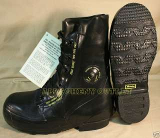 US Military BATA MICKEY MOUSE BOOTS BLACK Bunny Cold Weather Snow