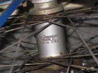 Early Post War Ladies Rocket Balloon Tire fat cruiser Bike Monark