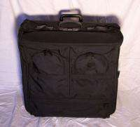 TUMI Travel Wheeled Rolling Garment Suitcase bag black luggage 2240D3