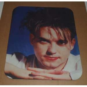 THE CURE Robert Smith COMPUTER MOUSE PAD