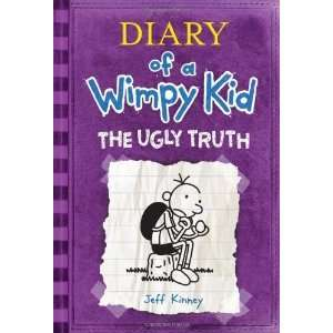 Hardcover:The Ugly Truth (Diary of a Wimpy Kid, Book 5) By