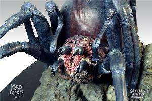 LORD OF THE RINGS SHELOB FRODO STATUE FIGURE LOTR