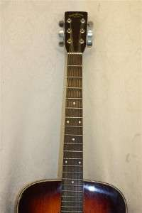 Vintage Sigma Picador Acoustic Guitar