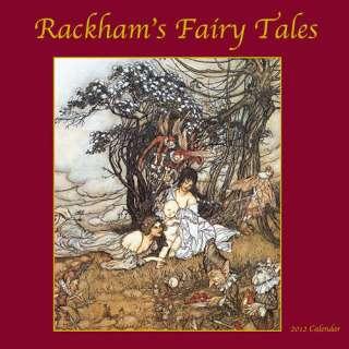 Rackhams Fairy Tales 2012 Wall Calendar