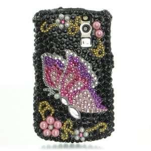 Premium Full Diamond Crystal Case for Blackberry 8330 / 8300 / 8310