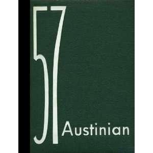 Austin High School, Austin, Minnesota Austin High School 1957