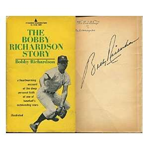 Bobby Richardson Autographed/Signed Book