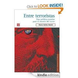Entre terroristas. Una política exterior para el mundo del terror