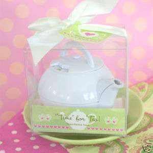 24)Tea Pot Kitchen Timer Bridal Shower Party Favors