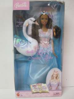 Tale Odette Swan Lake African American Black Doll Girls Toy NEW
