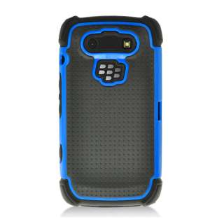 For RIM BlackBerry Torch 9860/9850 Monaco/9570 Soft/Hard Dot TPU Case