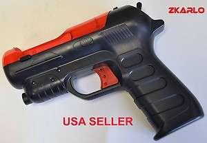 NEW Sony PS3 PS MOVE Blaster Shooter Pistol Hand Light Gun Controller