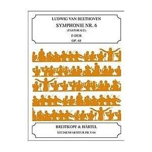 68 (Pastorale), Partitur (9790004211205): Ludwig van Beethoven: Books