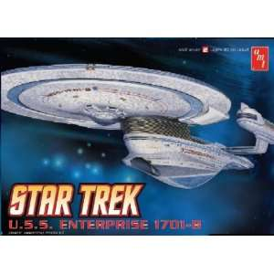 MODEL KITS   1/1000 Star Trek USS Enterprise NCC1701B (Plastic Mod