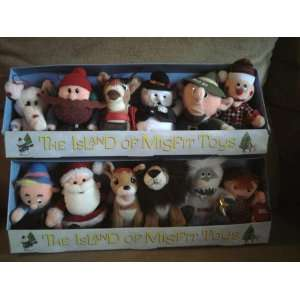 The Island of Misfit Toys Set of 12: Toys & Games