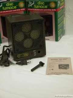 NEW Pelonis 4 Disc Ceramic Space Heater Furnace 1500W