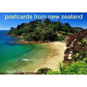 Postcards from New Zealand (9781877517471): Bob McCree: Books