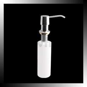 Plastic Bottle Kitchen Sink Replacement Liquid Soap Sanitizer