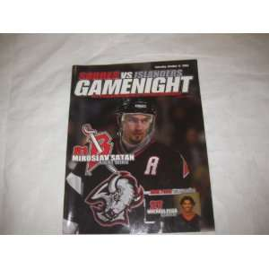 11 2003 The Official Magazine Of The Buffalo Sabres Toys & Games