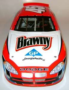 KYLE PETTY #45 BRAWNEY ELITE 124 DIECAST RARE 300 MADE