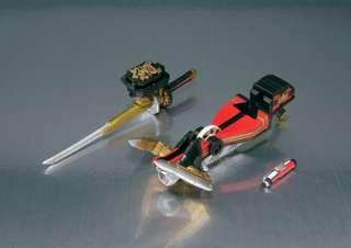 SHF S.H. Figuarts Samurai Sentai Shinkenger Super Shinken red
