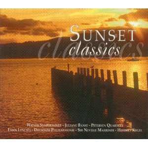 Sunset Classics: Barber, Ahronovitch, Angelov, Arp, Balint: Music