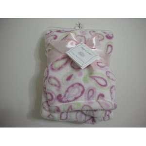 Babygear Girls Super Soft Baby Blanket Baby
