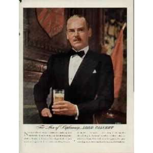 1944 LORD CALVERT Whiskey Ad, A5824A. 19440522