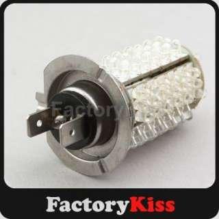 Car Bulbs 105 LED Xenon White H7 Fog Light 12V #031