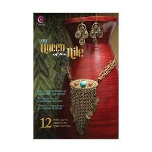 Cousin Beads Queen Of The Nile Collection Book; 3 Items
