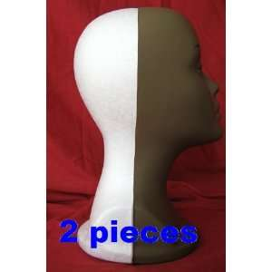 2 pieces light weight Long Tall Styrofoam female MANNEQUIN
